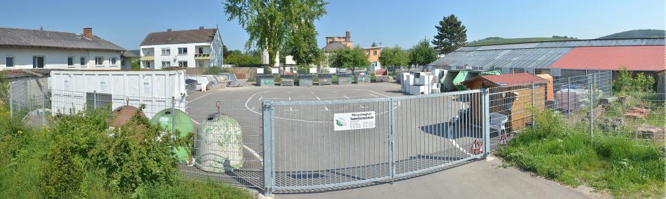 Recyclinghof TBB