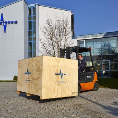 Industronic - Kommunikationstechnik Made in Germany