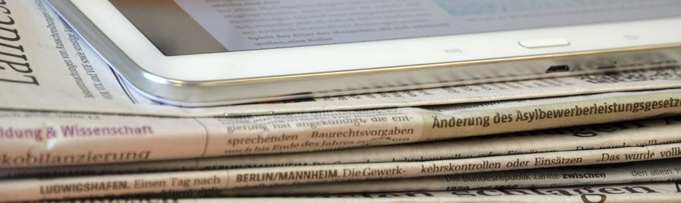 Digital- und Printmedien