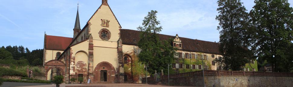 Titel Kloster Bronnbach