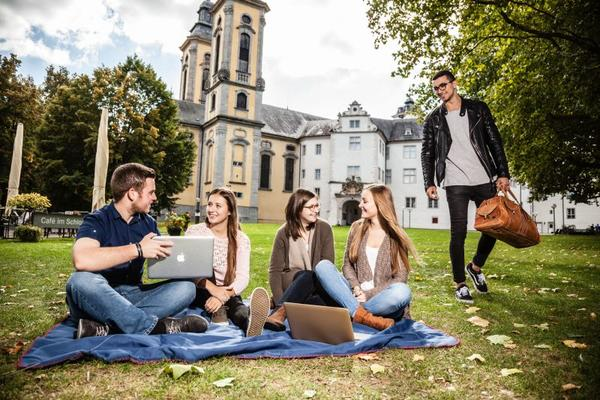 Studieren im Deutschordensschloss in Bad Mergentheim